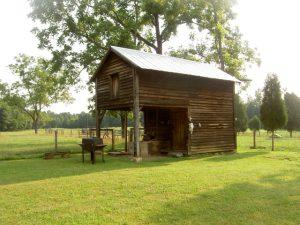 McCoy 2006 July Visit 29 Old Barn 2