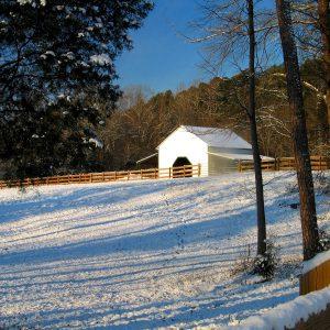 Photo: Bragg Farm by Sharon Wilson