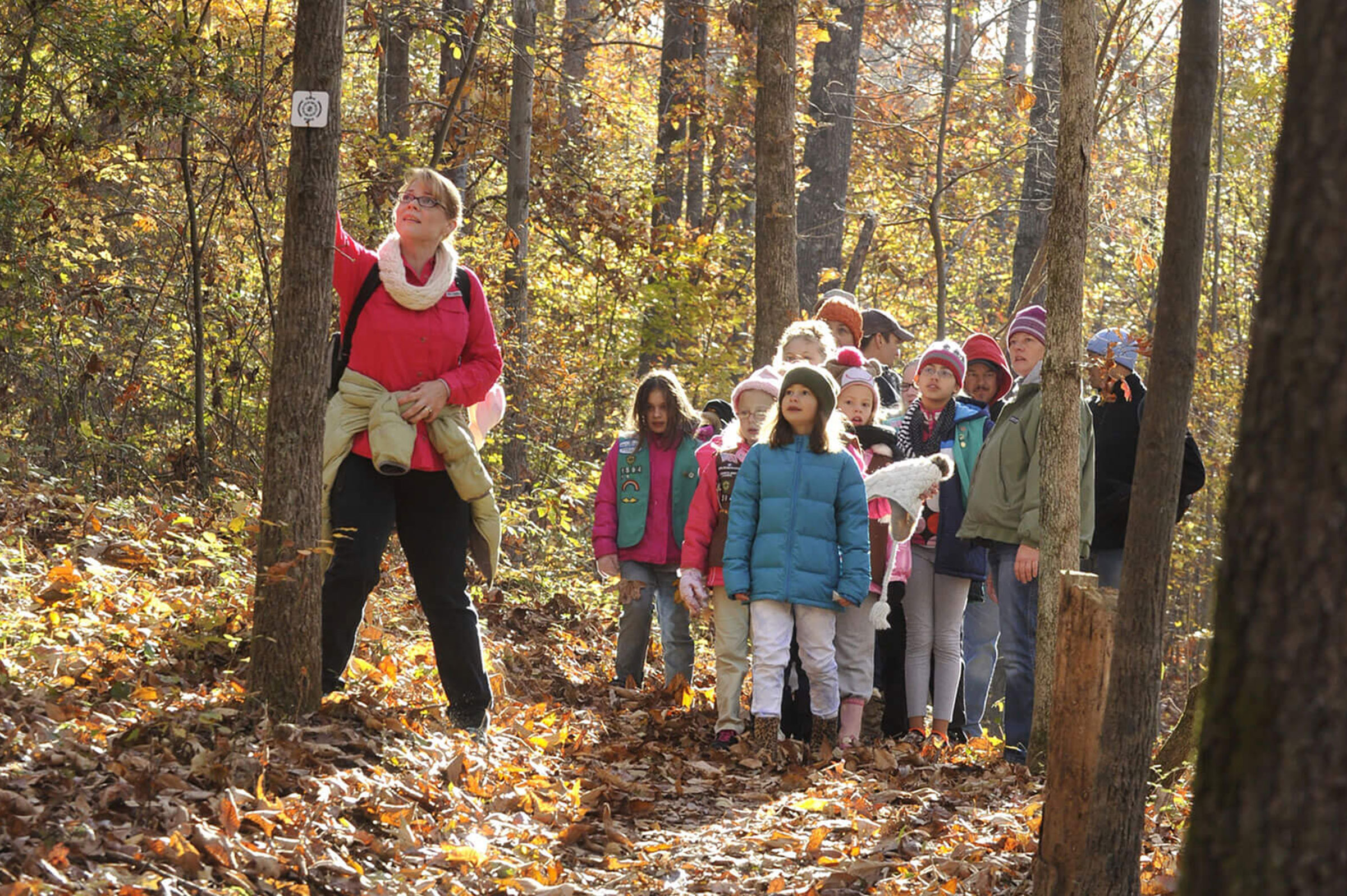 Photo: Girl Scouts, Hornets' Nest Council by Nancy Pierce