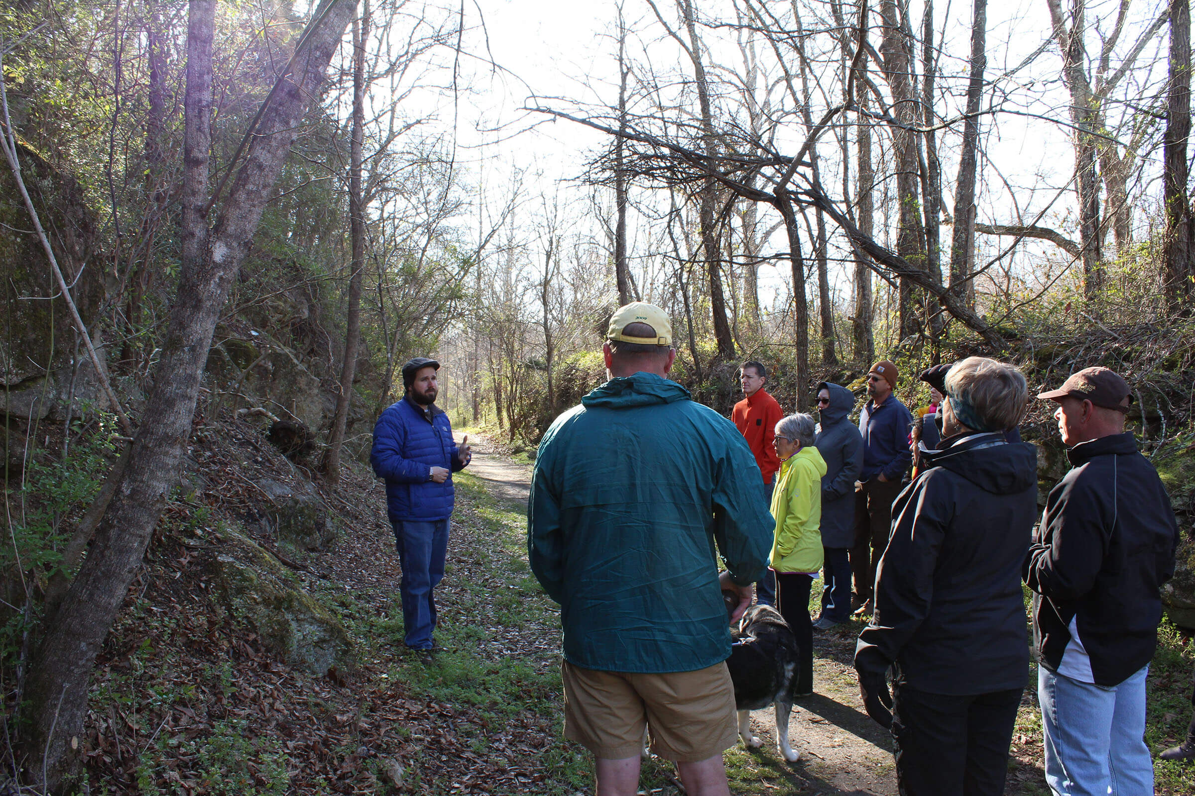 Photo: South Fork Rail Trail Hike